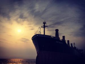 Photo of INFINITY ship
