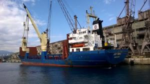 Photo of LADY FARIDA ship