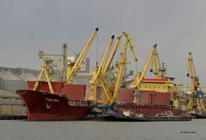 Photo of TOLMI ship