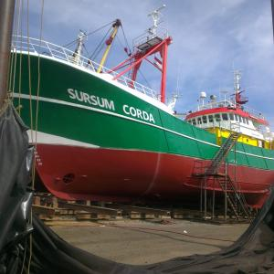 Photo of SURSUM CORDA ship