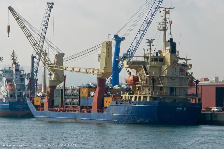 MV SPAN ASIA 1 photo