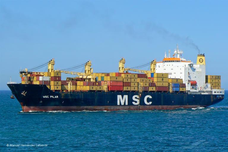 MSC PILAR photo