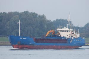 Photo of HAV SAND ship