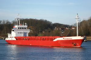 Photo of DANTIC ship