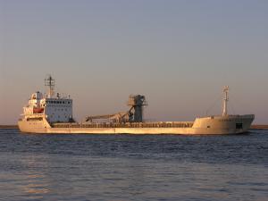 Photo of OSTANHAV ship
