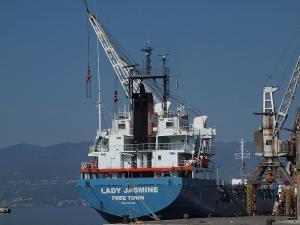 Photo of LADY JASMINE ship