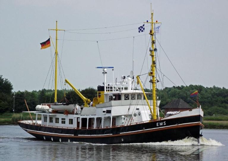 EMS (MMSI: 211224310) ; Place: Kiel_Canal