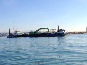Photo of REX II ship