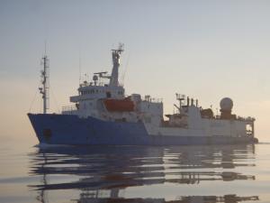 Photo of DUKE ship