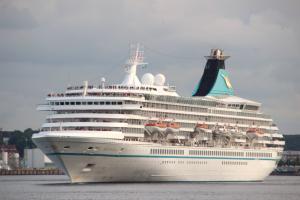 Photo of Artania ship