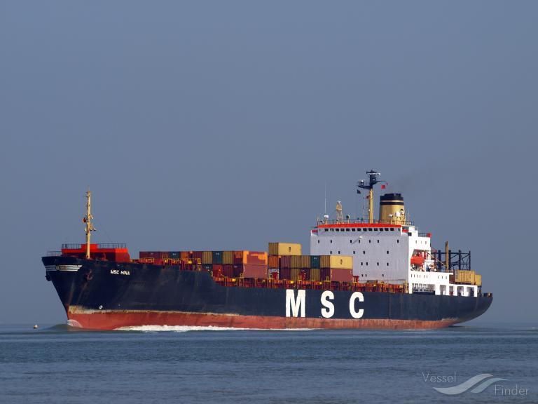 MSC HINA photo