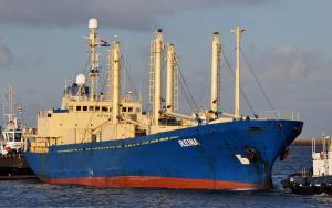 Photo of REINA ship