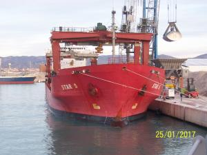 Photo of STAR S ship