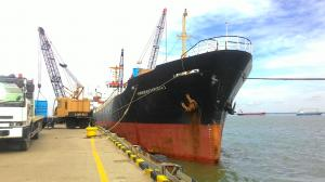 Photo of KM ANUGRAH SAMUDRA I ship