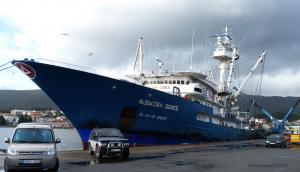 Photo of F/V ALBACORA QUINCE ship