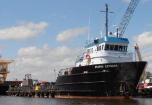 Photo of BRAZOS EXPRESS ship