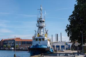 Photo of VT ELECTRON ship