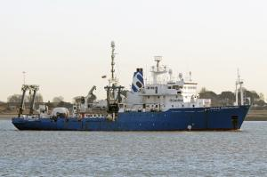 Photo of OCEAN RESEARCHER ship