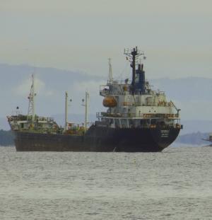 Photo of MT MENGGALA ship