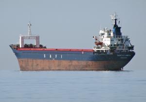Photo of M/V MUMTAZ AMCA ship