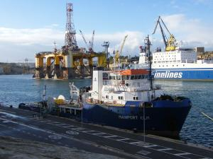 Photo of MAINPORT ELM ship