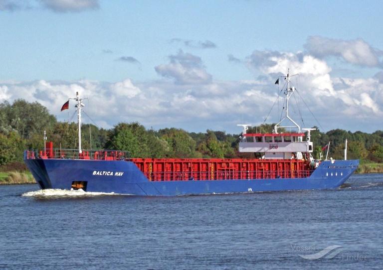 PEAK ABERDEEN (MMSI: 309985000) ; Place: Kiel_Canal/ Germany