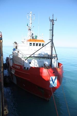 Photo of SEA WAVE ship