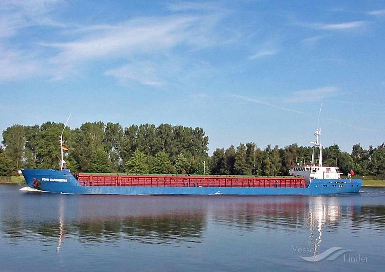 HAITHABU (MMSI: 304040000) ; Place: Kiel_Canal, Germany
