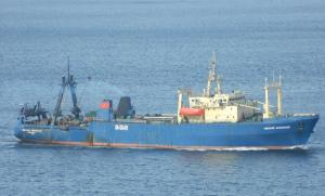 Photo of NIKOLAY AFANASYEV ship