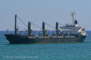 Photo of INDRA II ship