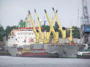 Photo of SOLNTSE VOSTOKA ship