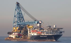 Photo of SAIPEM 3000 ship
