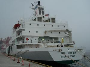 Photo of ICE RIVER ship