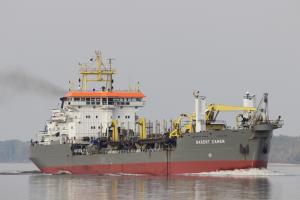 Photo of BARENT ZANEN ship