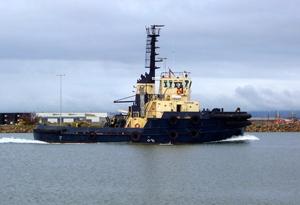 Photo of TARPAN ship