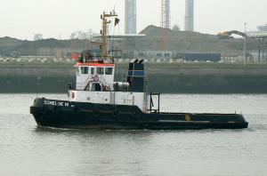 Photo of EPIDAMN 1 ship