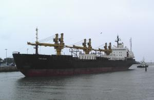Photo of KMAX LEADER ship