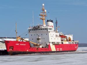 Photo of ANN HARVEY ship