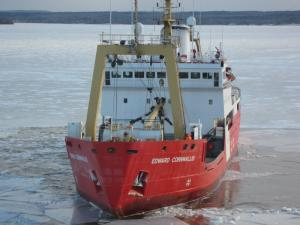Photo of EDWARD CORNWALLIS ship
