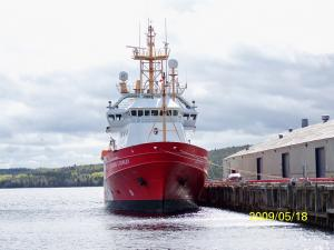 Photo of LEONARD J COWLEY ship