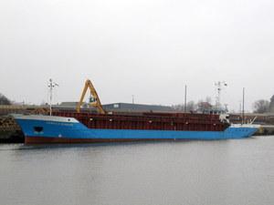 Photo of MIKA ship