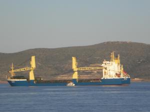 Photo of SARAH F ship