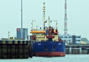 Photo of IDUN-R ship