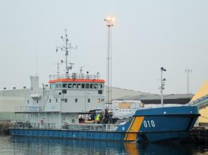 Photo of KBV 010 ship