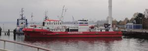 Photo of FLB 40-3 ship