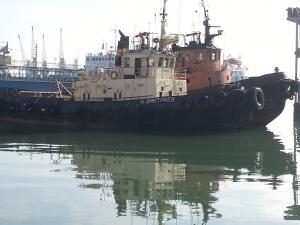 Photo of NIKOLAY DMITRIEV ship