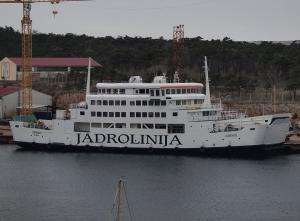 Photo of LUBENICE ship