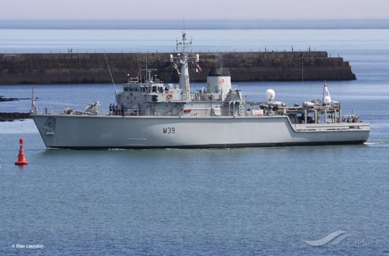 HMS HURWORTH photo