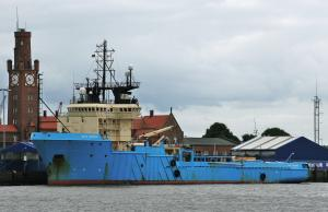 Photo of BLUE ANTARES ship