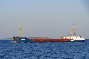Photo of GERDA S ship